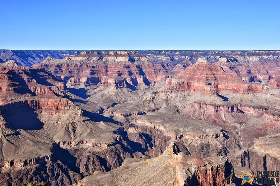 El Gran Cañón del Colorado - paisajes más impresionantes del mundo