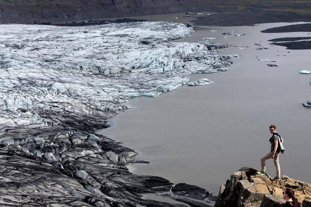 Glaciar Vatlanjökull - los paisajes más impresionantes de Europa