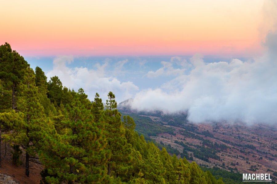 Paisaje de la Isla de El Hierro, Canarias - los paisajes más impresionantes de Europa