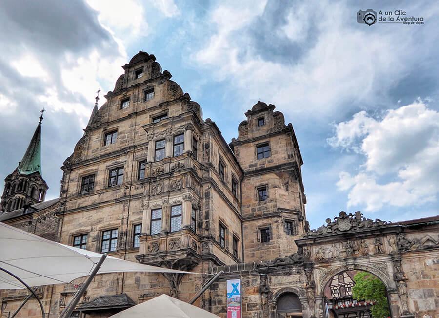 La Residencia Antigua de Bamberg