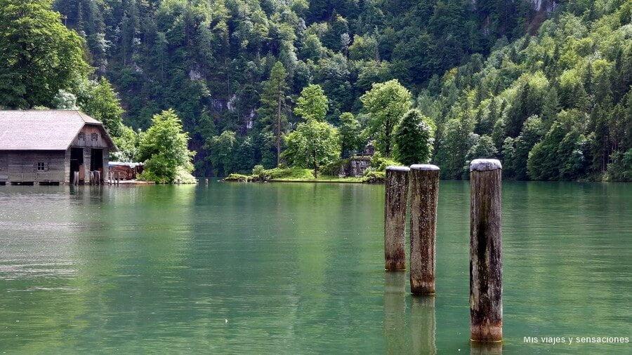 Lago Kögnissee - los paisajes más impresionantes de Europa