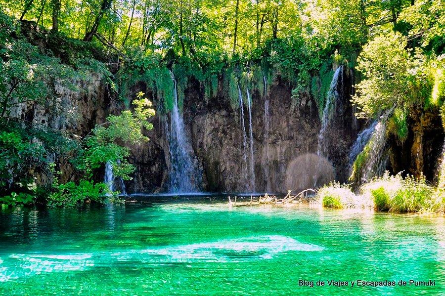 Lagos de Plitvice - los paisajes más impresionantes de Europa
