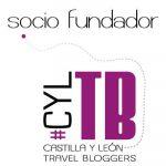 Logo asociación Castilla y León Travel Bloggers