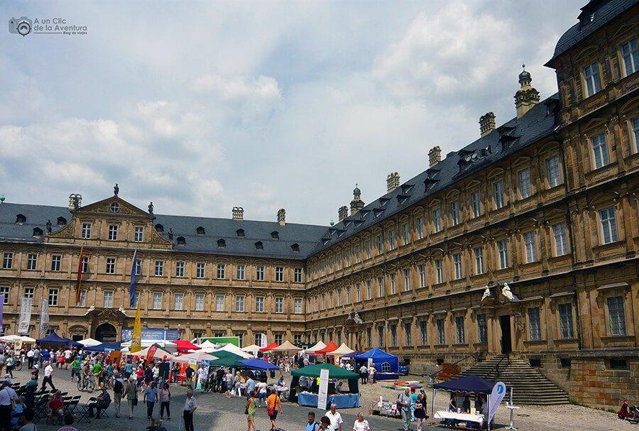 Nueva Residencia de Bamberg