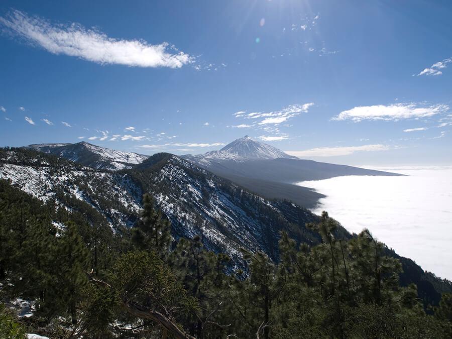 Parque Nacional del Teide - los paisajes más impresionantes de Europa