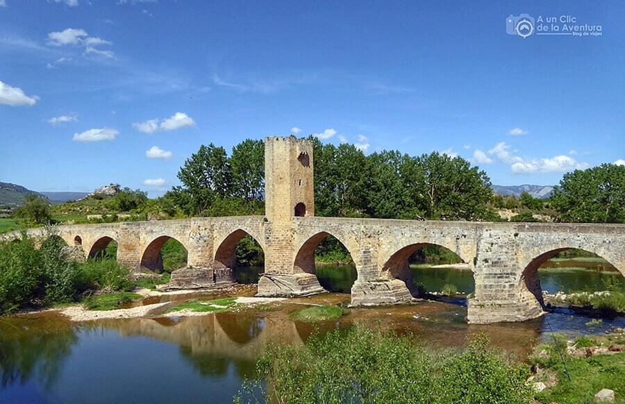 Puente de Frías - qué ver en las Merindades de Burgos