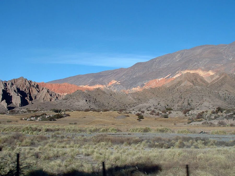 Paisaje de Salta - paisajes más impresionantes del mundo