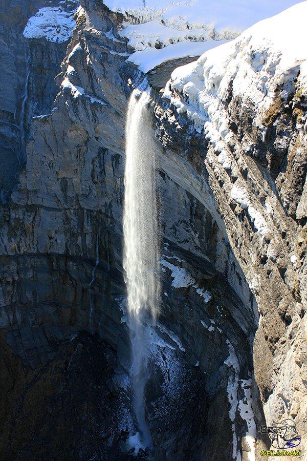 """""""Cola de Caballo"""" del Salto del Nervión - los paisajes más impresionantes de Europa"""