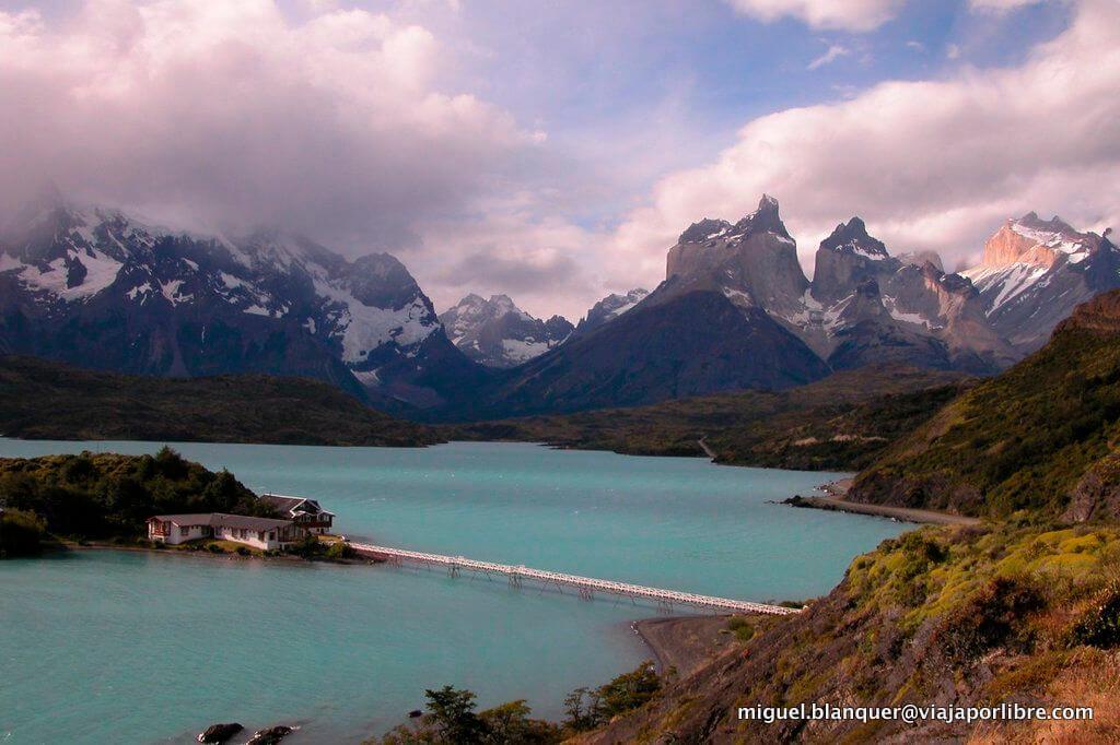 Torres del Paine - paisajes más impresionantes del mundo