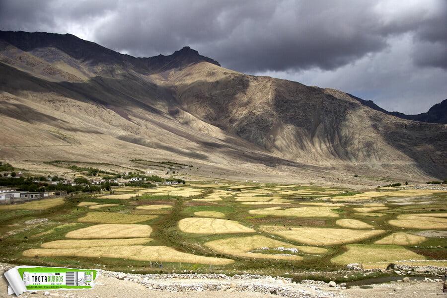 Valle de Nubra - paisajes más impresionantes del mundo
