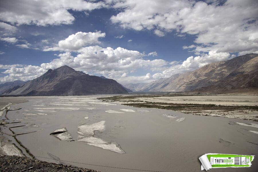 Valle de Nubra al norte de la India - paisajes más impresionantes del mundo