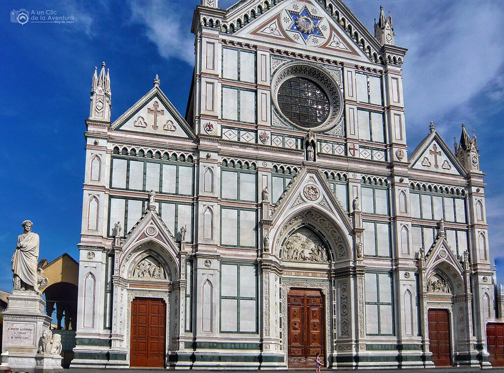 Iglesia de Santa Croce - visitar Florencia