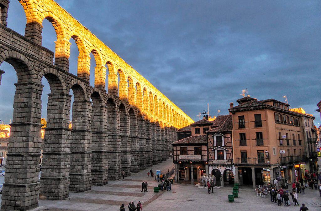 Los diez monumentos más representativos de España