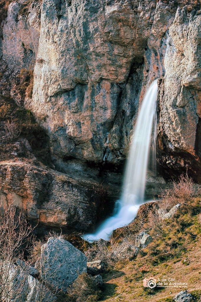 Cascada de Yeguamea - Valle de Sedano y Las Loras