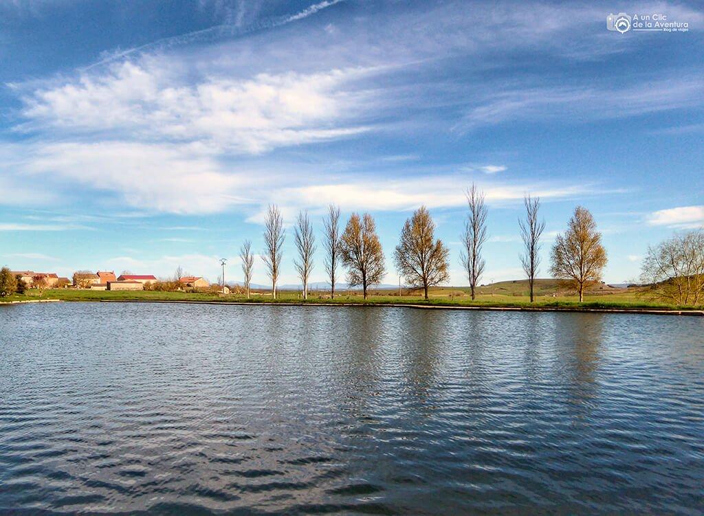 Laguna de Cernégula - Valle de Sedano y Las Loras