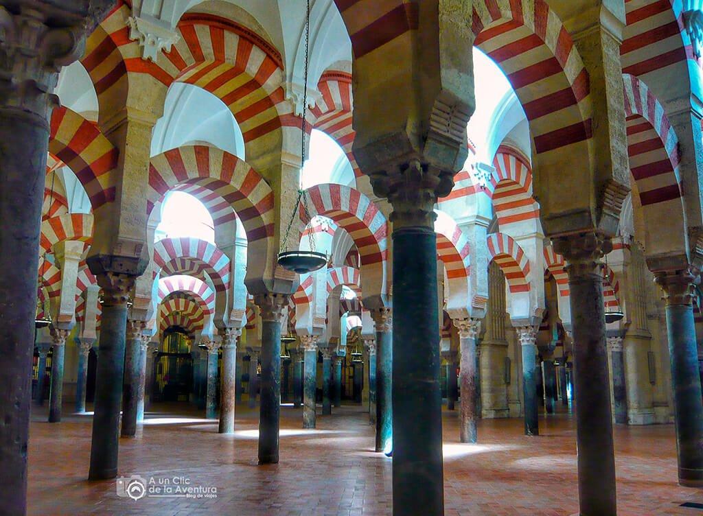 Mezquita-Catedral de Córdoba - monumentos más visitados de España