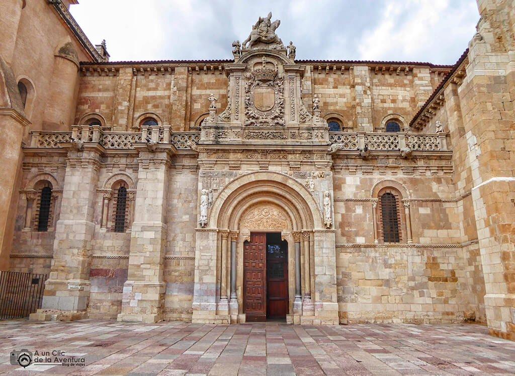 Real Colegiata de San Isidoro de León - monumentos más visitados de España