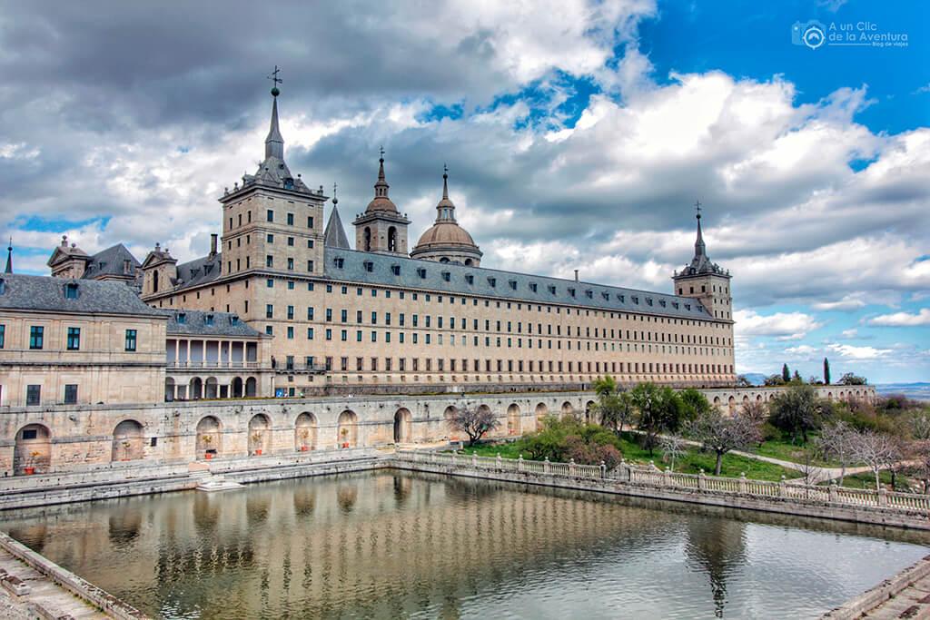 Monasterio de San Lorenzo del Escorial - monumentos más visitados de España