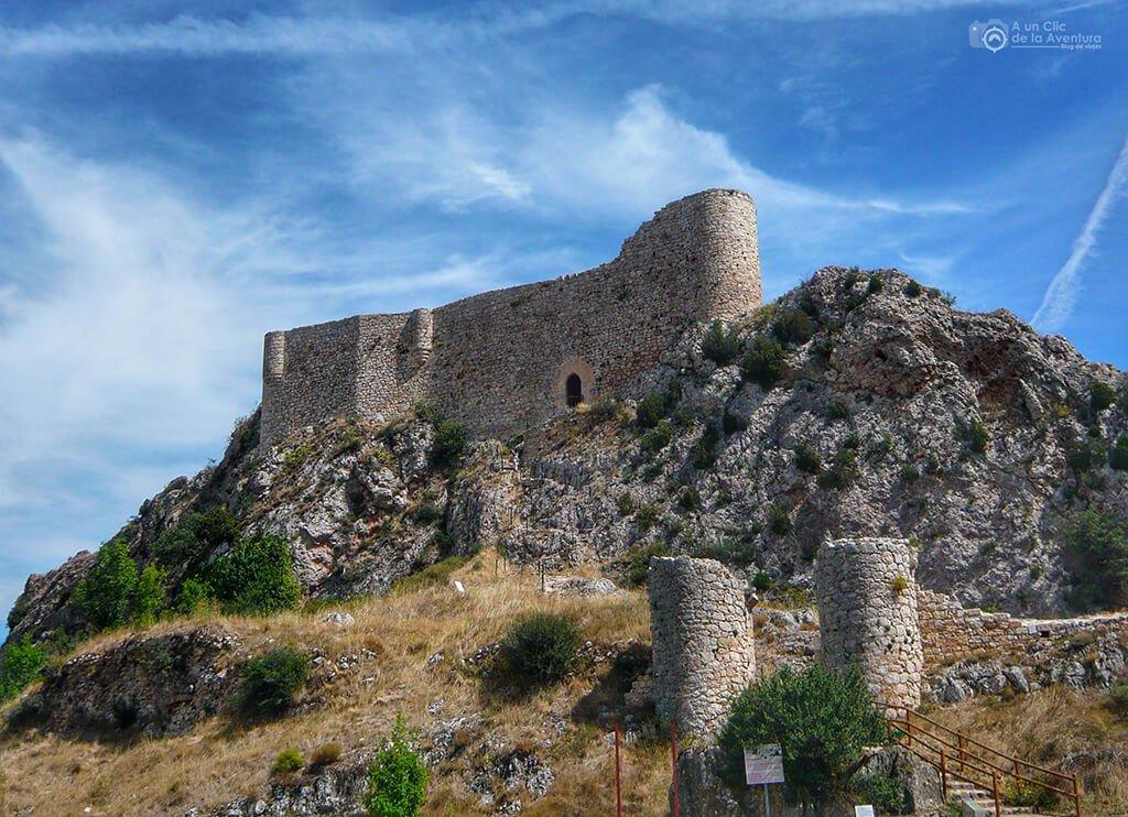 Castillo de los Rojas de Poza de la Sal