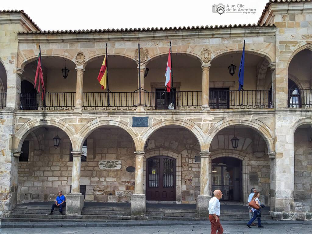 Ayuntamiento Viejo de Zamora - que ver en Zamora