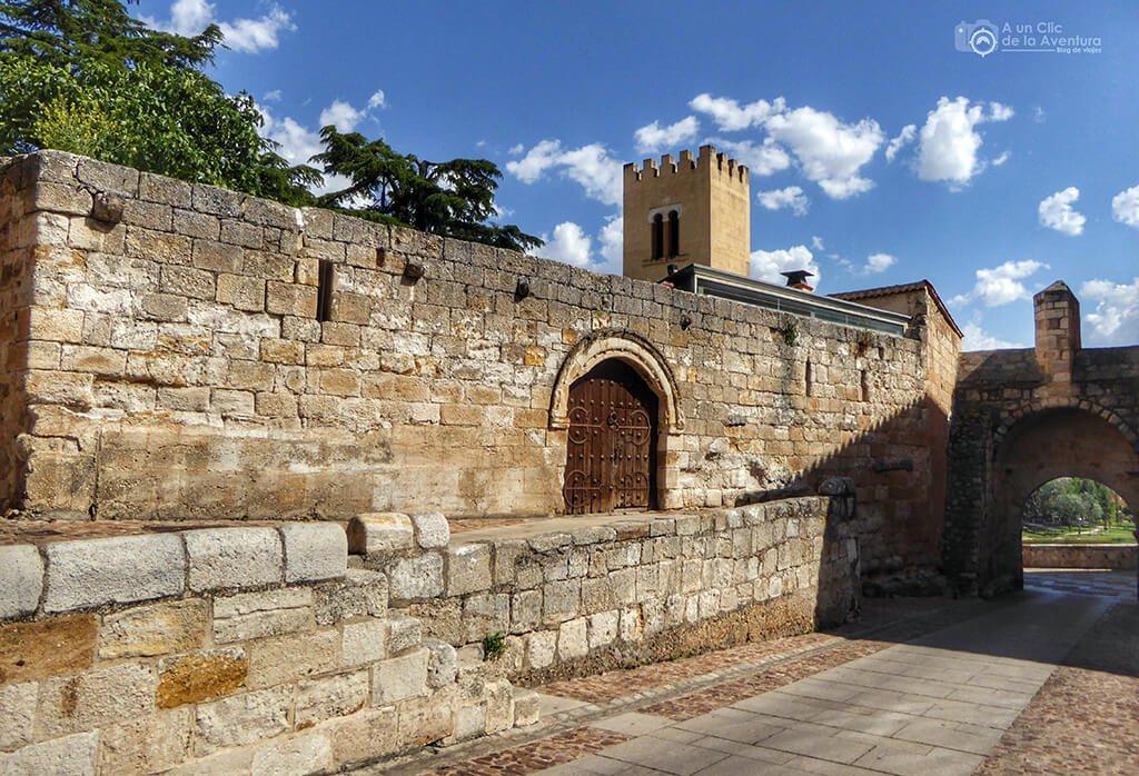 Casa del Cid o Palacio de Arias Gonzalo, junto a la Puerta del Obispo - que ver en Zamora