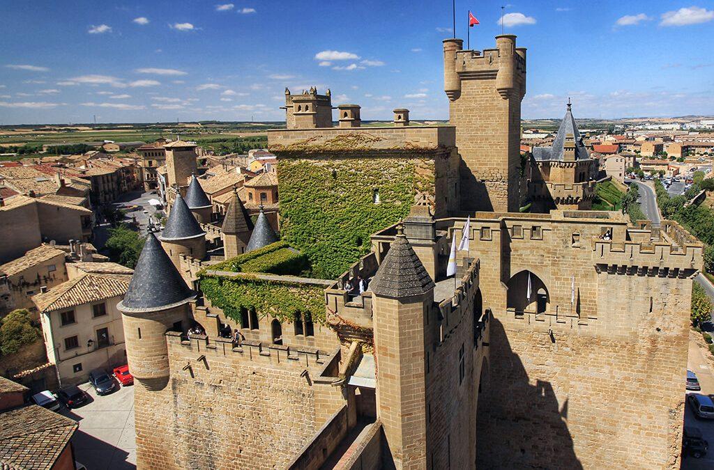 Cómo visitar el Castillo de Olite en Navarra