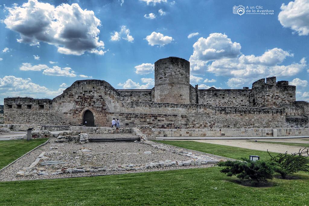 Castillo de Zamora - que ver en Zamora