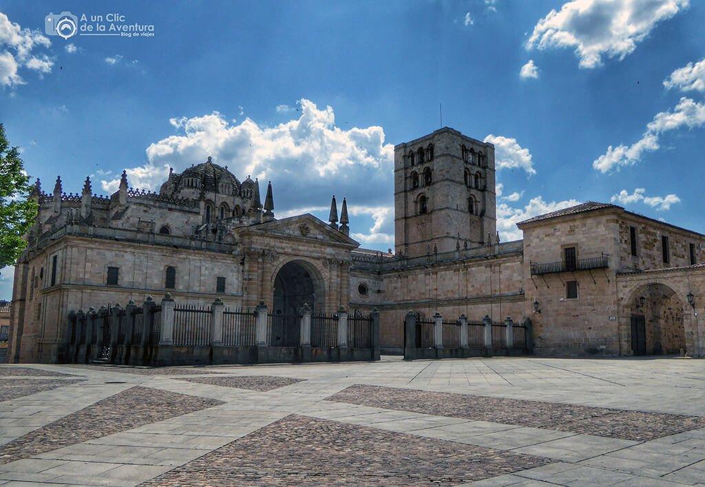 Catedral del Salvador de Zamora - que ver en Zamora