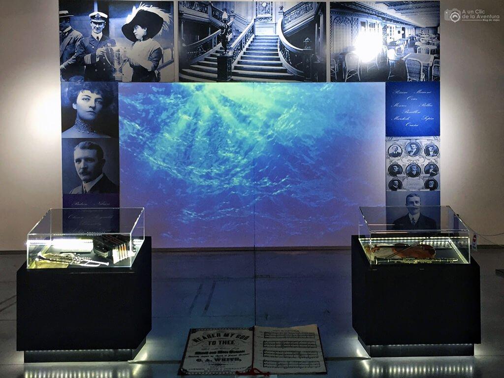 Exposición Titanic the Reconstruction: cómo es y dónde visitarla