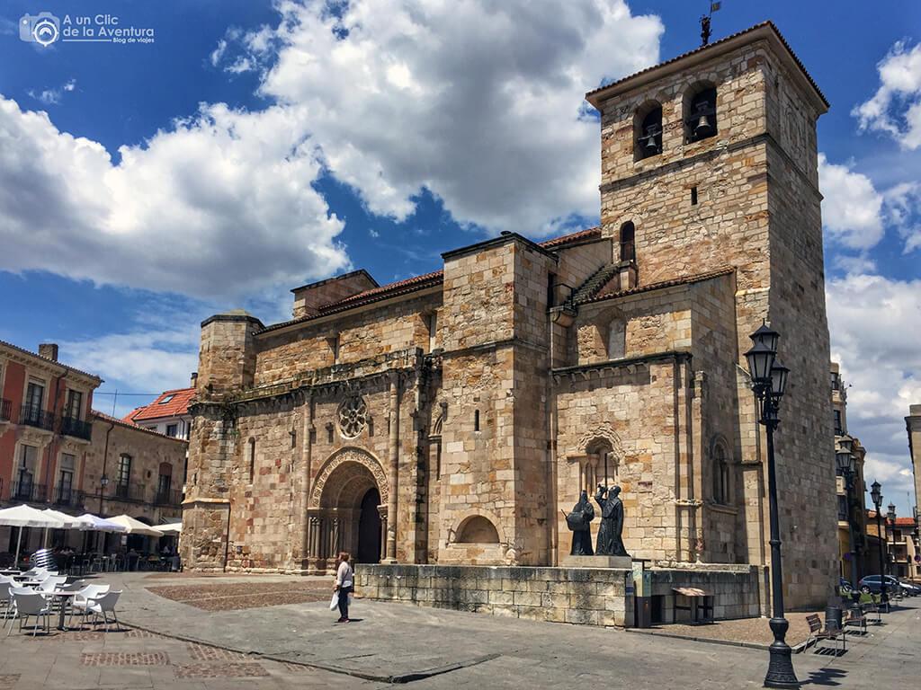 Iglesia de San Juan de Puerta Nueva - que ver en Zamora