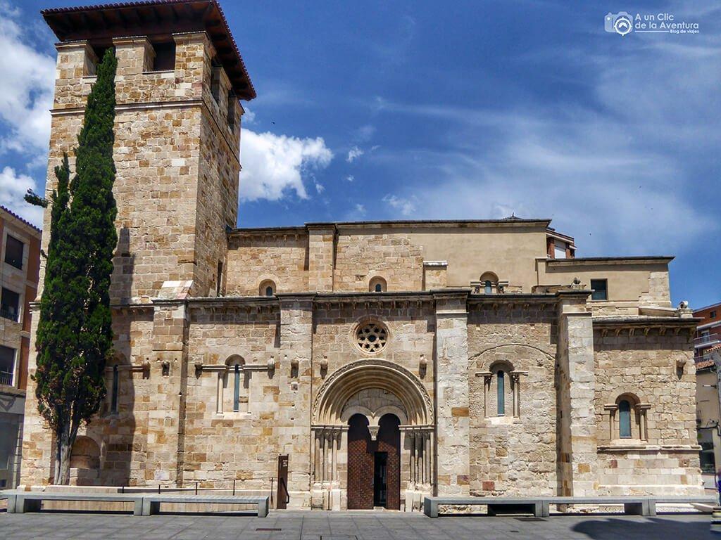 Iglesia de Santiago del Burgo - que ver en Zamora
