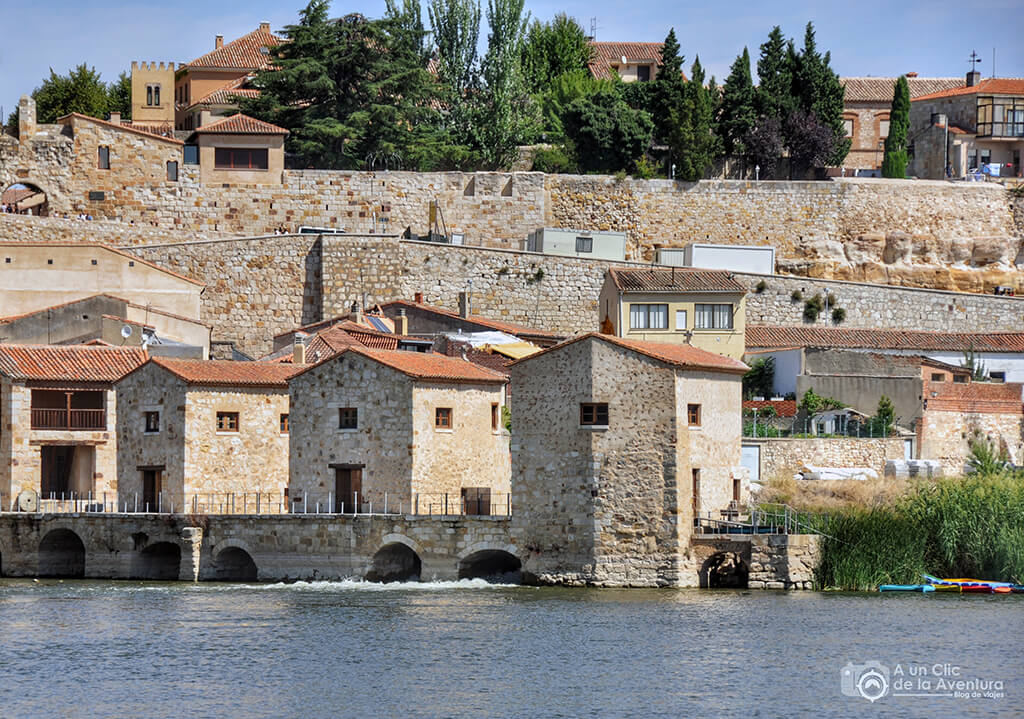 Aceñas de Olivares - que ver en Zamora