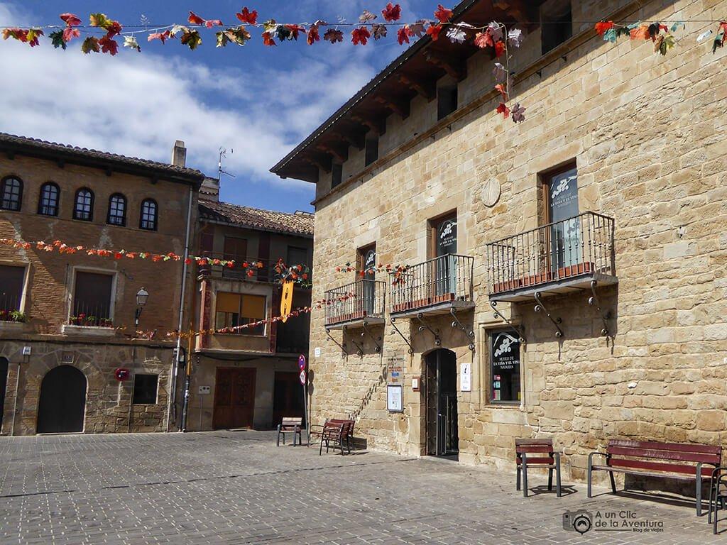 C mo visitar el castillo de olite en navarra for Oficina de turismo de sitges