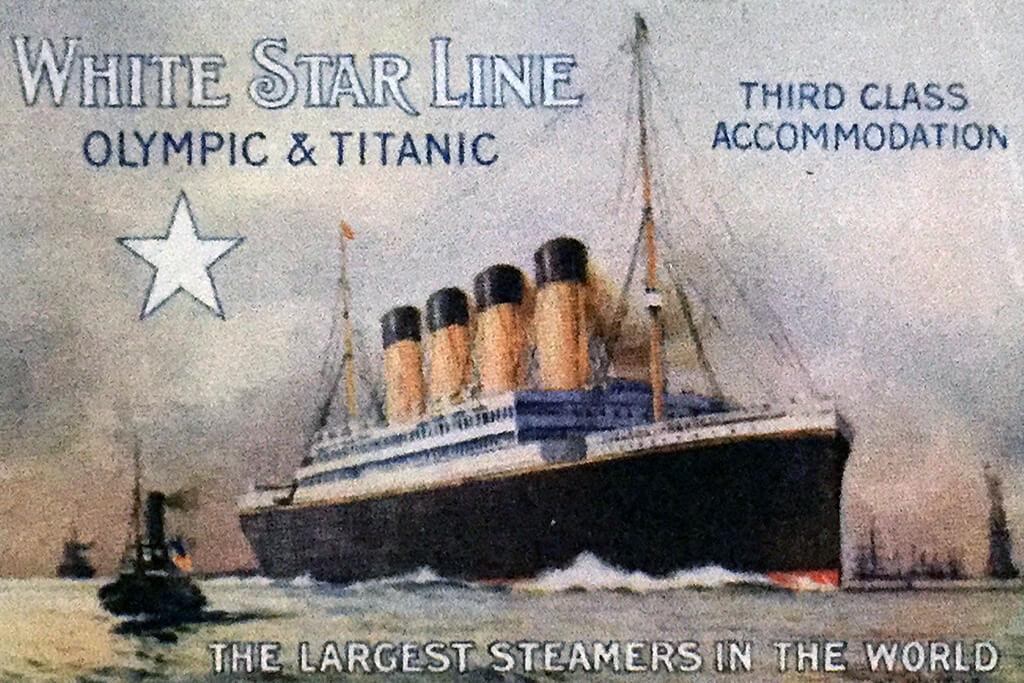 Exposición Titanic the Reconstruction