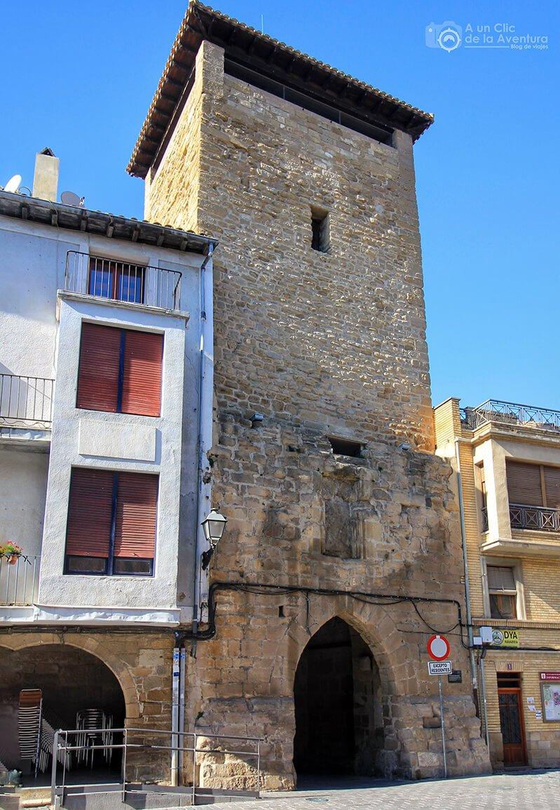 Torre del Chapitel de Olite