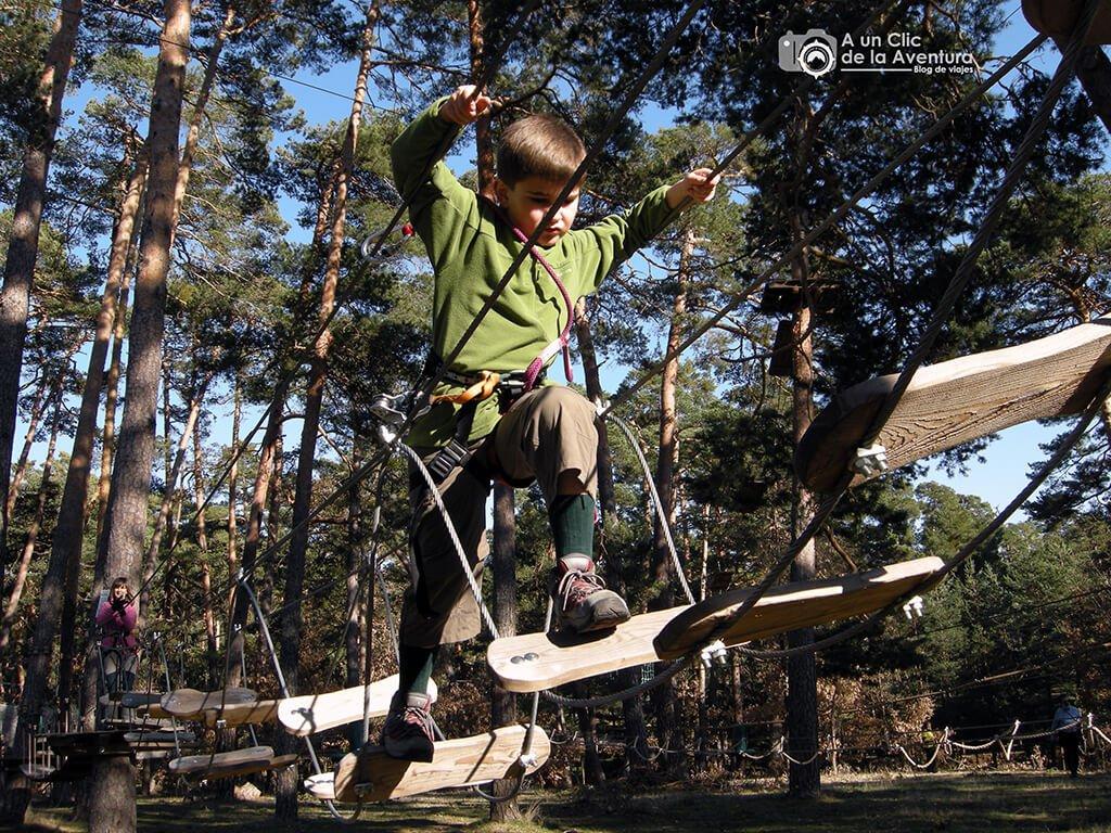 De pino a pino - planes en familia para hacer en Burgos