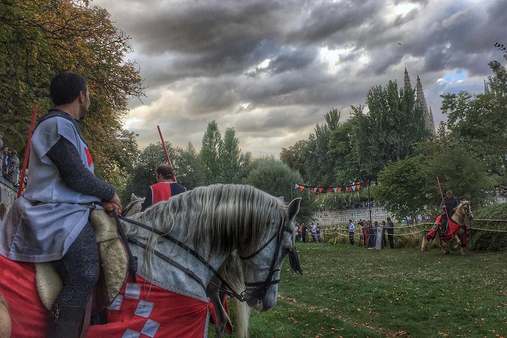 Fin de semana Cidiano en Burgos