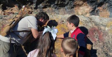 Safari prehistórico con Paleolítico Vivo