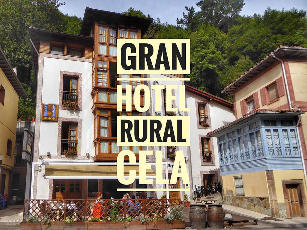 Gran Hotel Rural Cela en Belmonte de Miranda