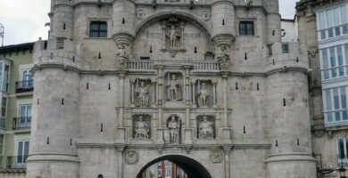 Arco de Santa María Burgos