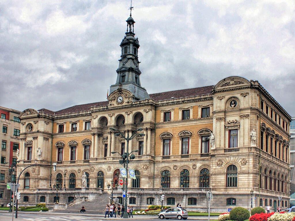 Ayuntamiento de Bilbao - que ver en Bilbao