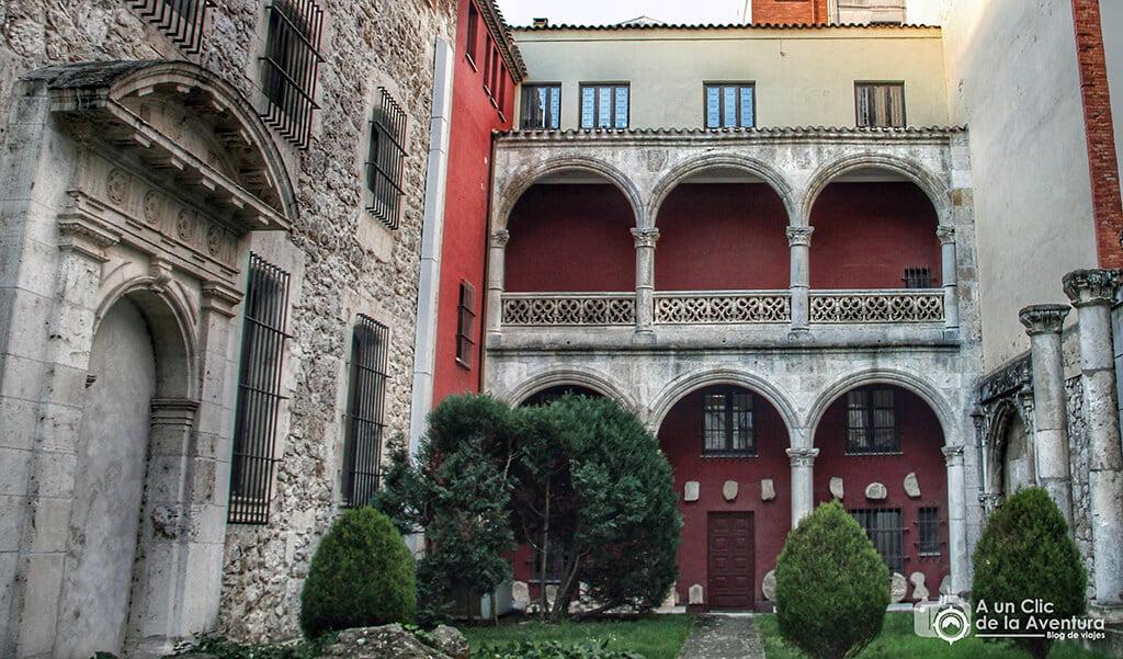 Casa de los Melgosa - principales monumentos de Burgos en el Renacimiento