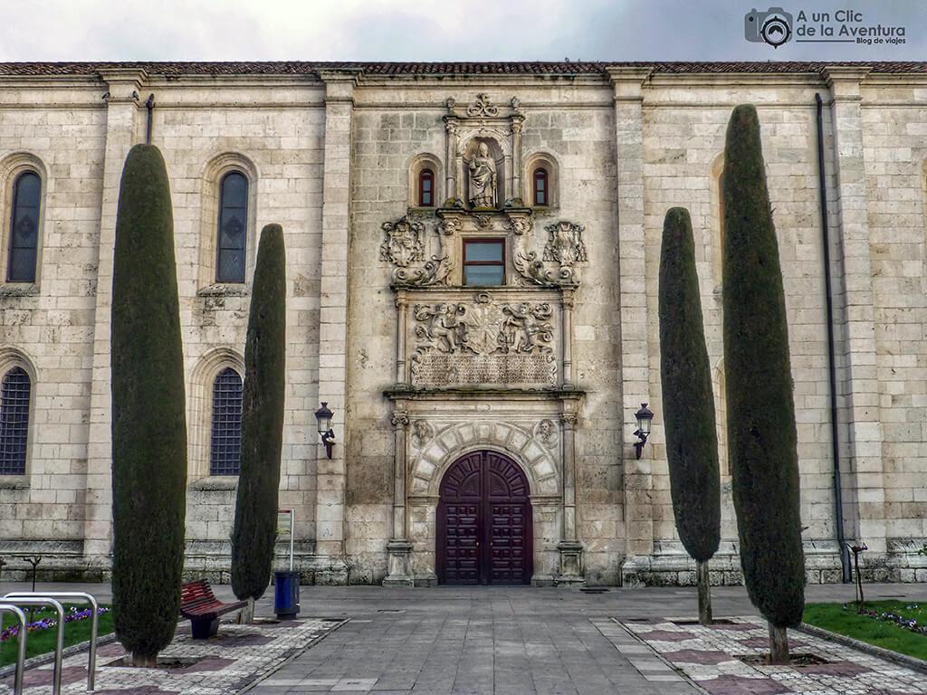 Instituto Cardenal López de Mendoza, antiguo colegio de San Nicolás - principales monumentos de Burgos en el Renacimiento
