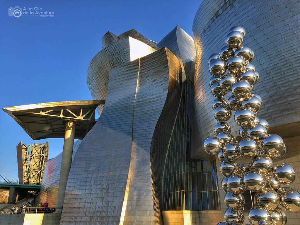 Museo Guggenheim de Bilbao - que ver en Bilbao