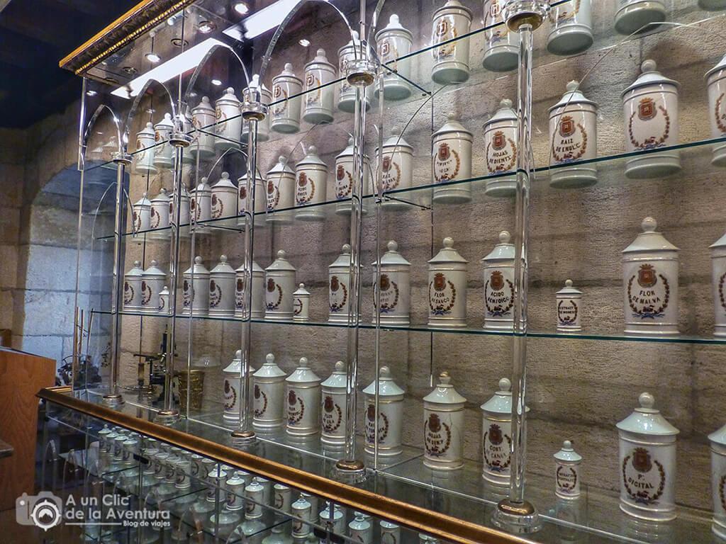 Museo de Farmacia - principales monumentos de Burgos en el Renacimiento