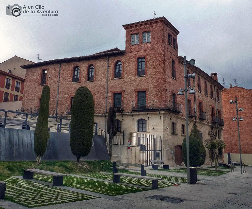 Palacio de Castilfalé - principales monumentos de Burgos en el Renacimiento