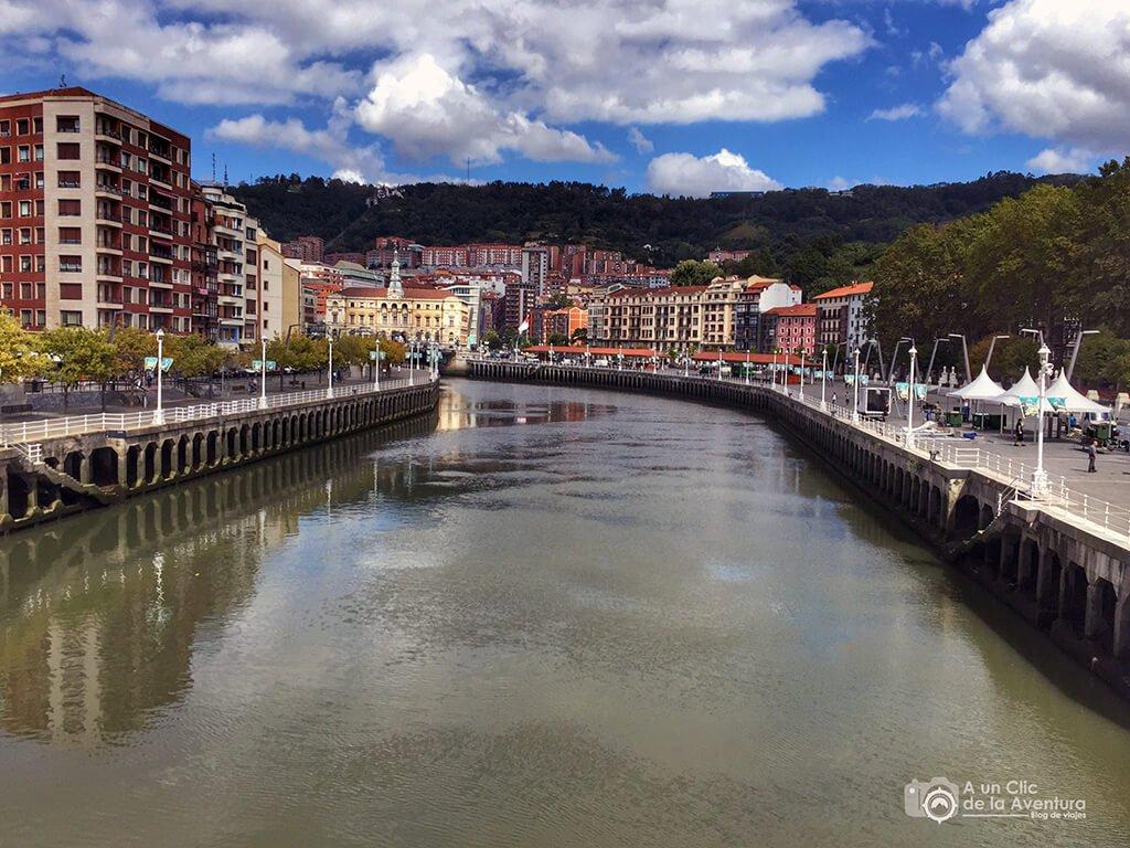 Ría de Bilbao - que ver en Bilbao