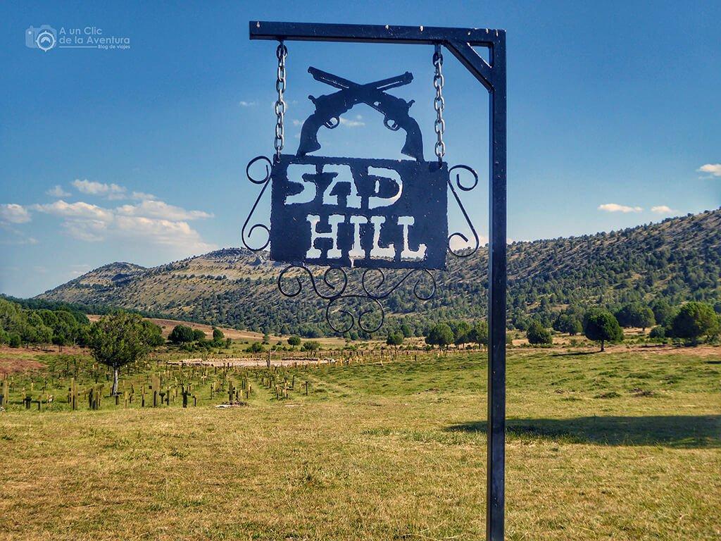 Cementerio de Sad Hill - Qué hacer en el Valle del Arlanza, Burgos