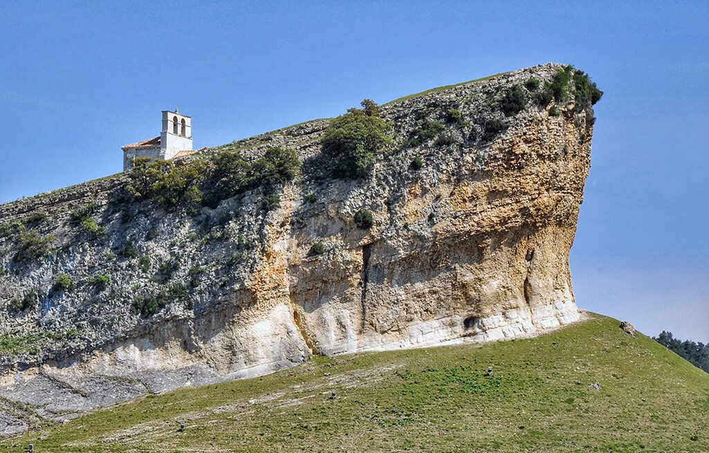 San Pantaleón de Losa - qué ver en las Merindades de Burgos