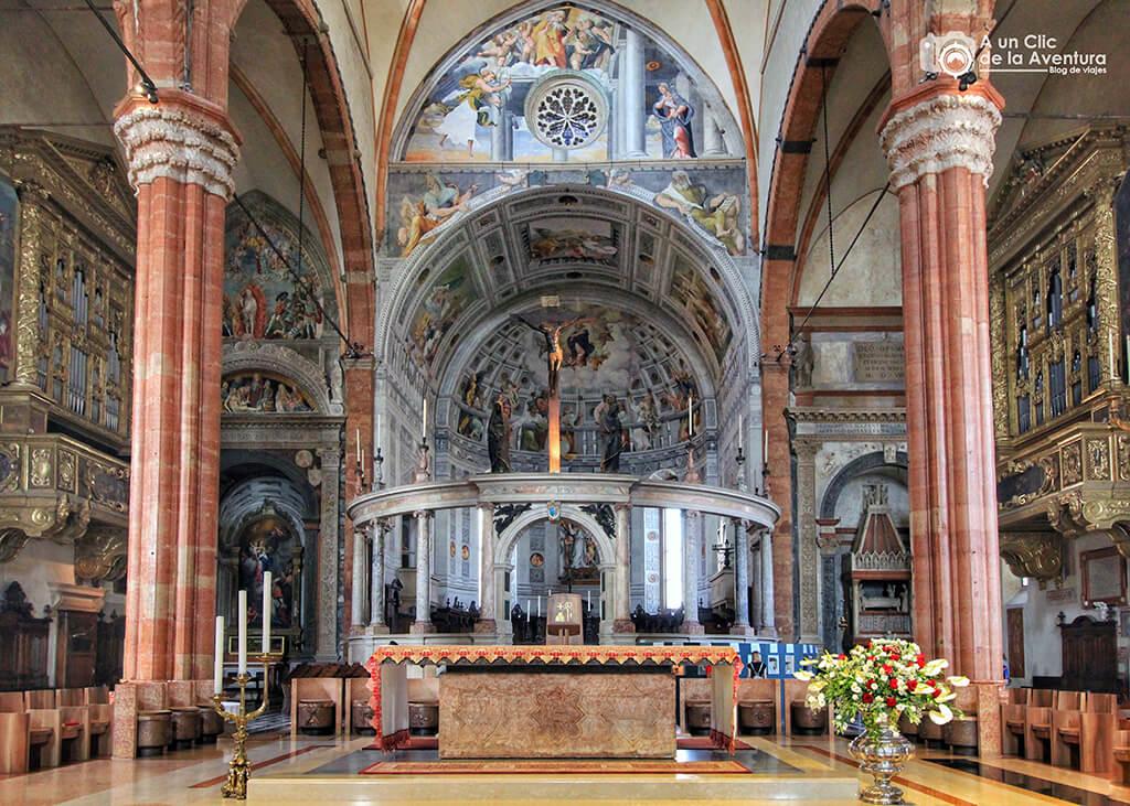 Catedral de Santa María Matricolare de Verona